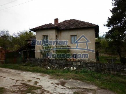 12691:6 - Cheap Bulgarian house 25km from Vratsa with spacious garden