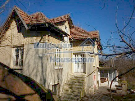 12750:3 - Old Bulgarian property in Vratsa region with big potential