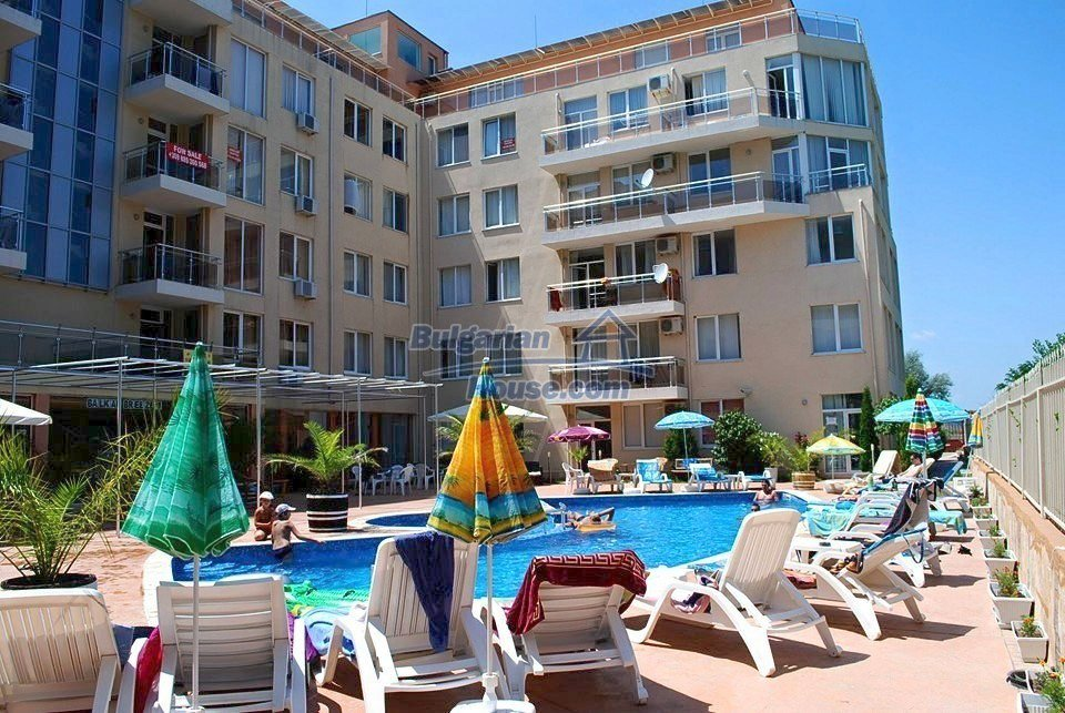 12779:1 - 1 bed apartment for sale in Balcan Breeze 500m away from the sea