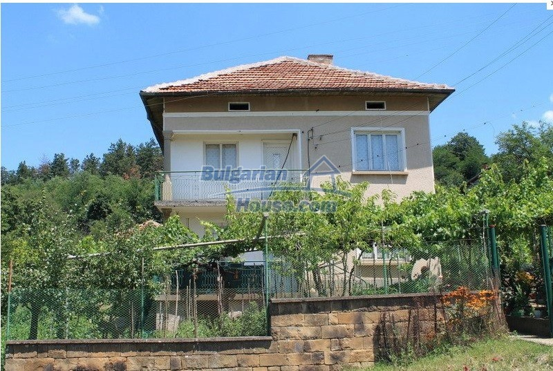 12489:1 - House in good condition for sale, 25km from Mezdra, Vratsa