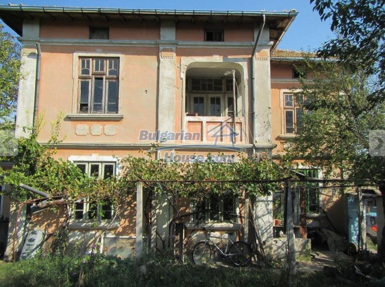 12670:1 - Village house for sale with garden of 8500sq.m near Targovishte