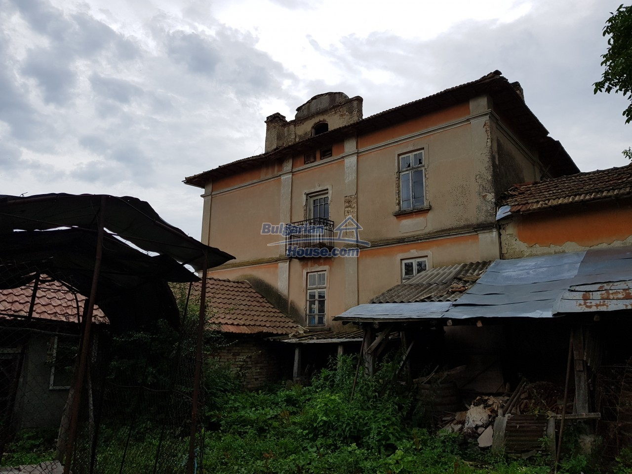 12670:7 - Village house for sale with garden of 8500sq.m near Targovishte