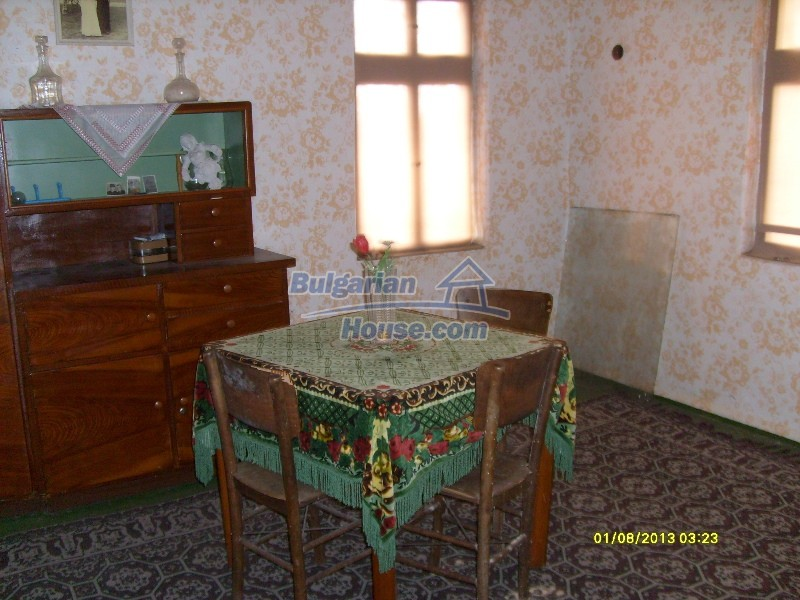 11819:8 - Sunny spacious house in Stara Zagora region