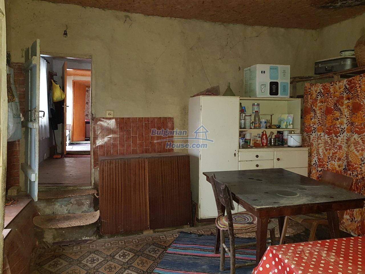 12715:2 - Cheap Bulgarian property for sale garden 2000sq.m Targovishte