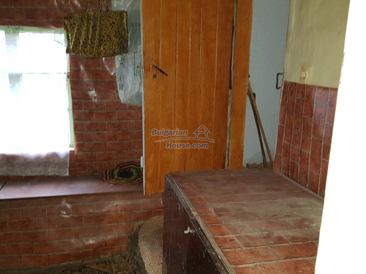 12715:6 - Cheap Bulgarian property for sale garden 2000sq.m Targovishte