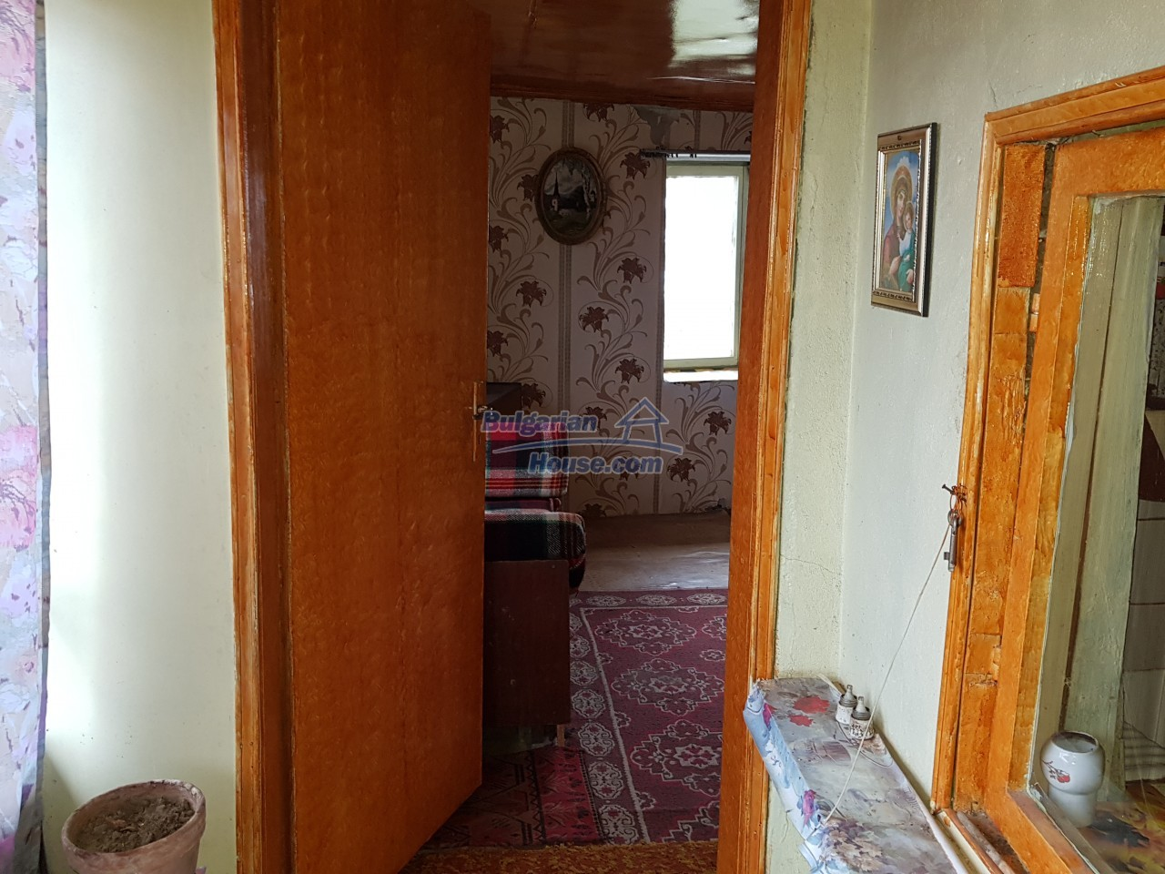 12715:18 - Cheap Bulgarian property for sale garden 2000sq.m Targovishte