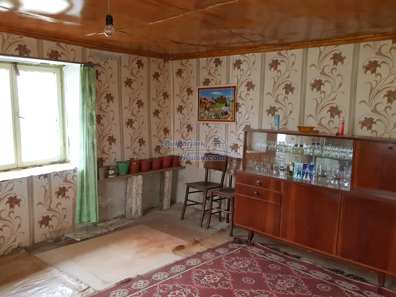 12715:19 - Cheap Bulgarian property for sale garden 2000sq.m Targovishte