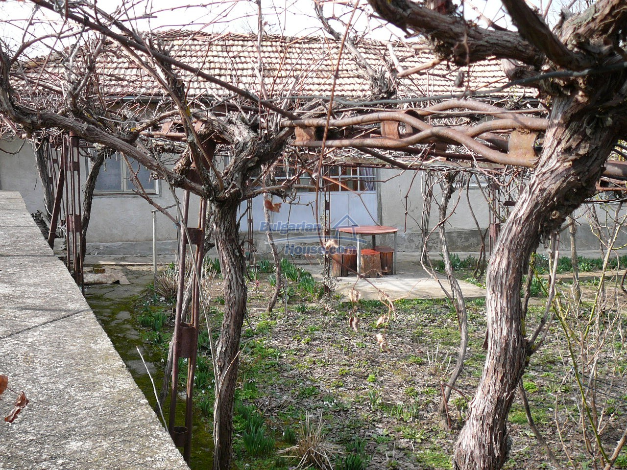 12715:41 - Cheap Bulgarian property for sale garden 2000sq.m Targovishte