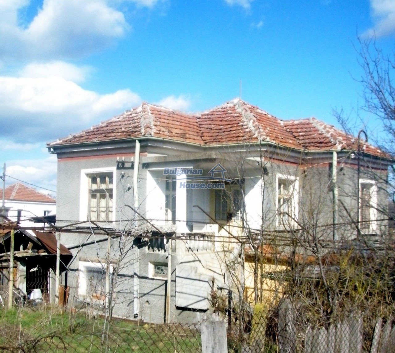 12643:8 - Property for sale 25km from the sea and 32 from Burgas