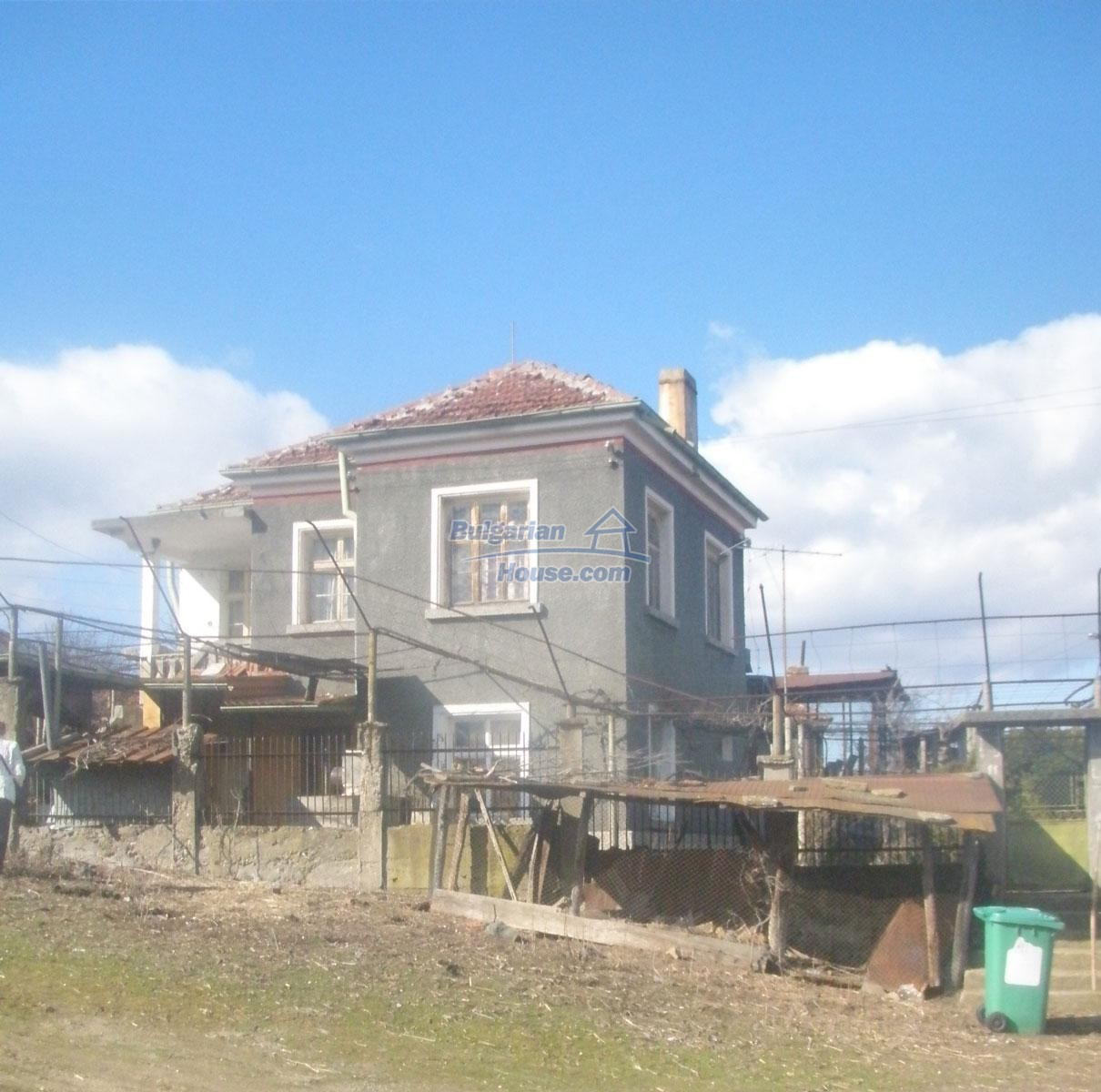 12643:5 - Property for sale 25km from the sea and 32 from Burgas