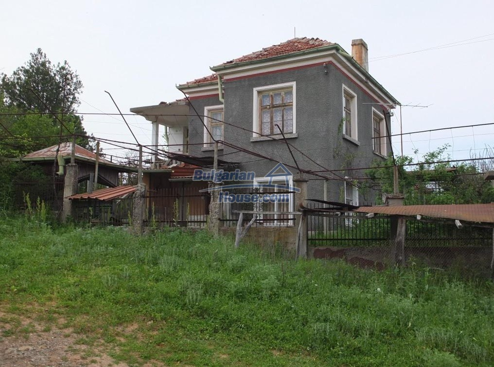 12643:12 - Property for sale 25km from the sea and 32 from Burgas