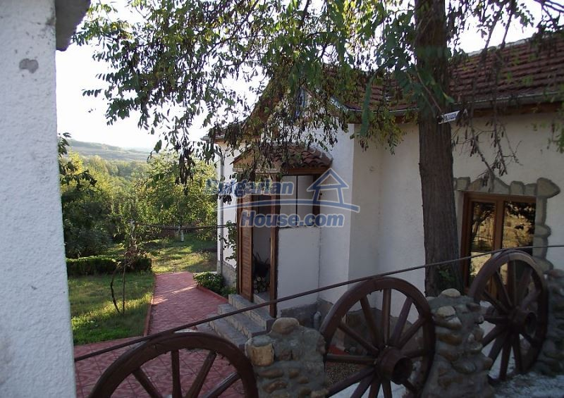 11968:8 - Furnished authentic house in Haskovo region – fascinating views