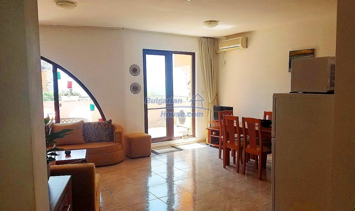 12780:3 - Three rooms apartment in Marina Cape with SEA VIEW for sale