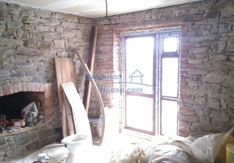 12005:4 - Traditional house in the Rhodope Mountains – Plovdiv region