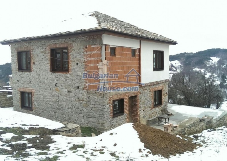12005:8 - Traditional house in the Rhodope Mountains – Plovdiv region