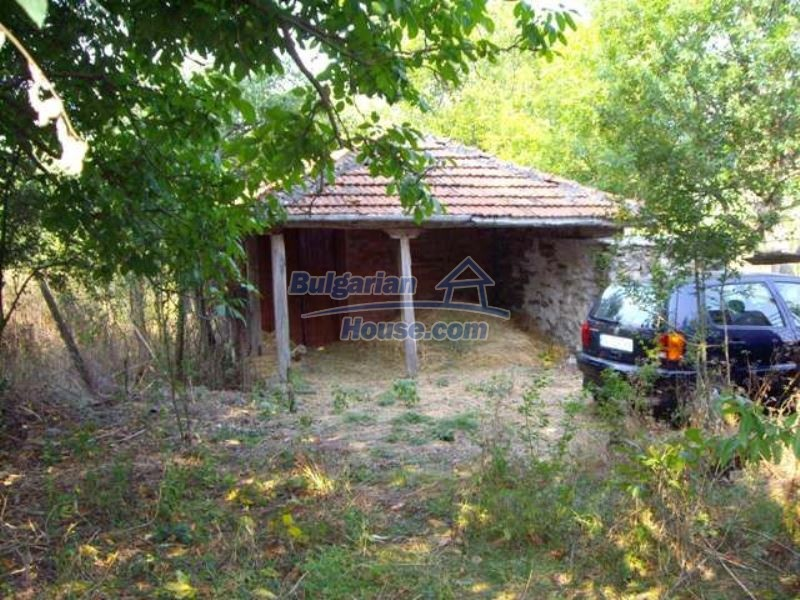 11973:4 - Cheap rural house near the lovely Strandzha Mountain
