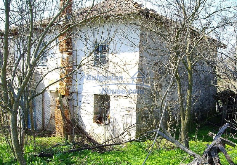 11973:11 - Cheap rural house near the lovely Strandzha Mountain