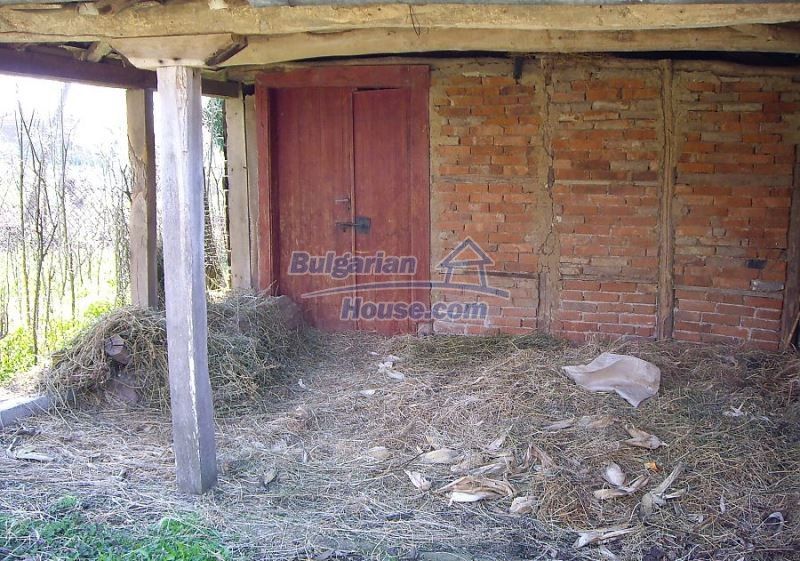 11973:13 - Cheap rural house near the lovely Strandzha Mountain