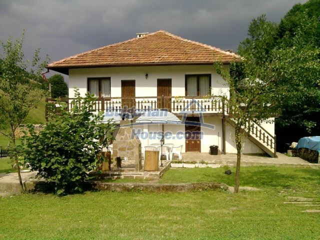 11055:2 - Gorgeous furnished and equipped house near Lovech