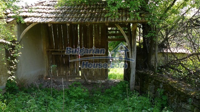 11067:30 - Cheap Bulgarian house for sale,stunning mountain views near lake