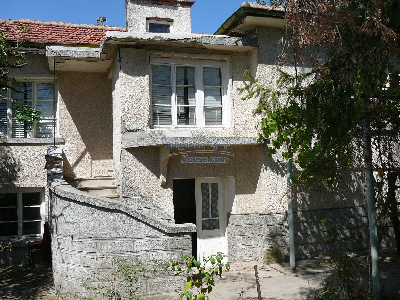 12527:3 - House  in good condition Stara Zagora region 55km to Plovdiv