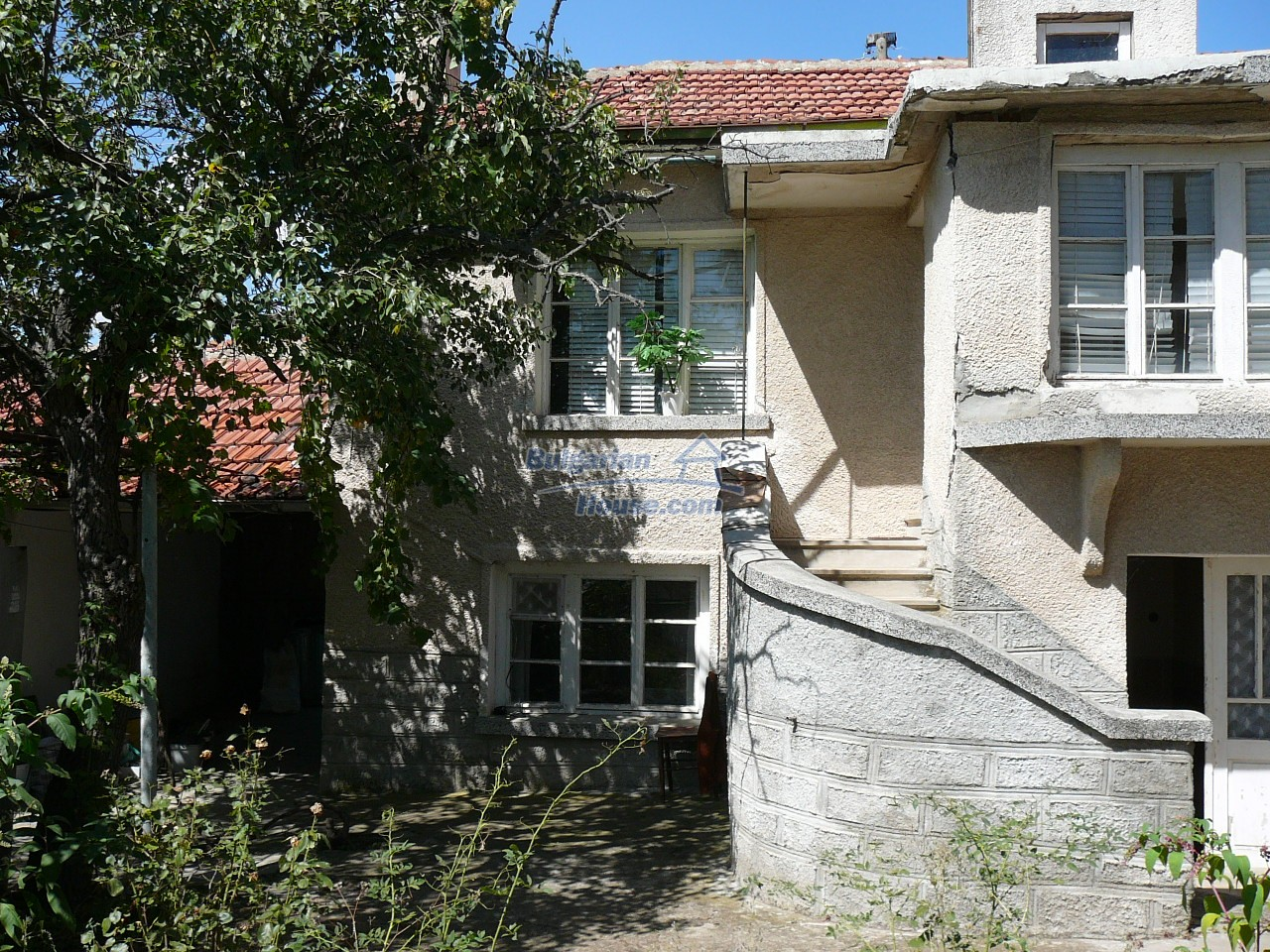 12527:2 - House  in good condition Stara Zagora region 55km to Plovdiv