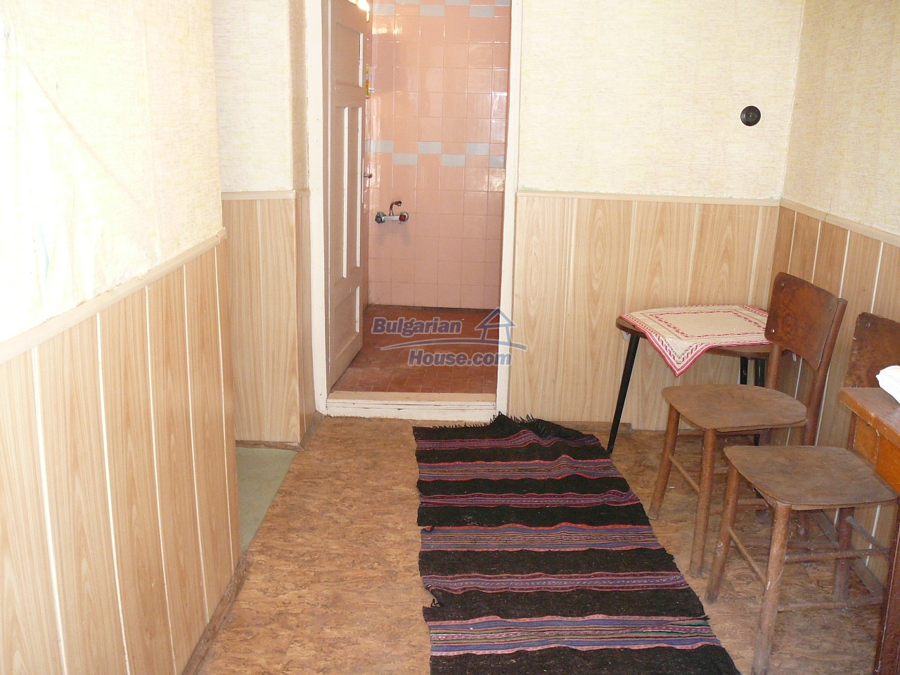 12527:5 - House  in good condition Stara Zagora region 55km to Plovdiv