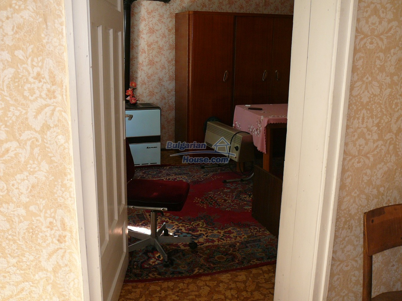12527:28 - House  in good condition Stara Zagora region 55km to Plovdiv