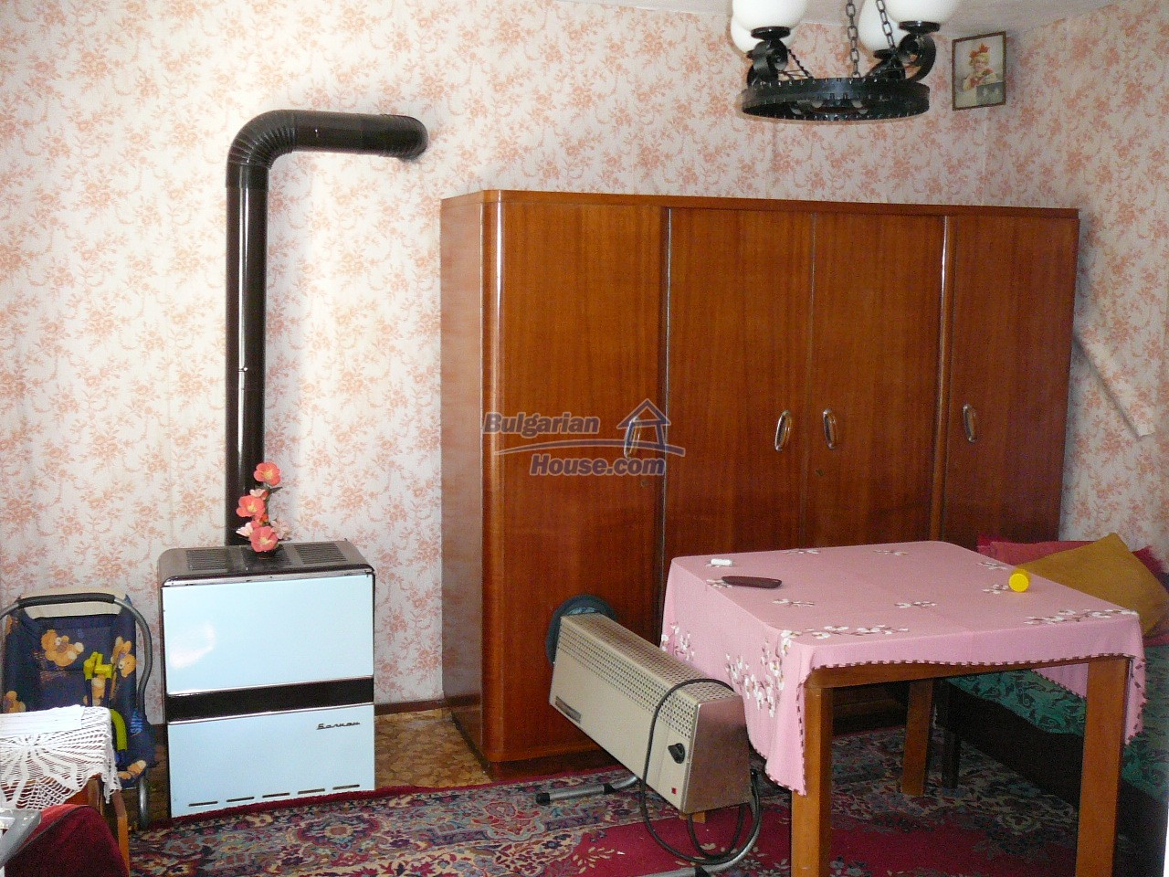 12527:29 - House  in good condition Stara Zagora region 55km to Plovdiv