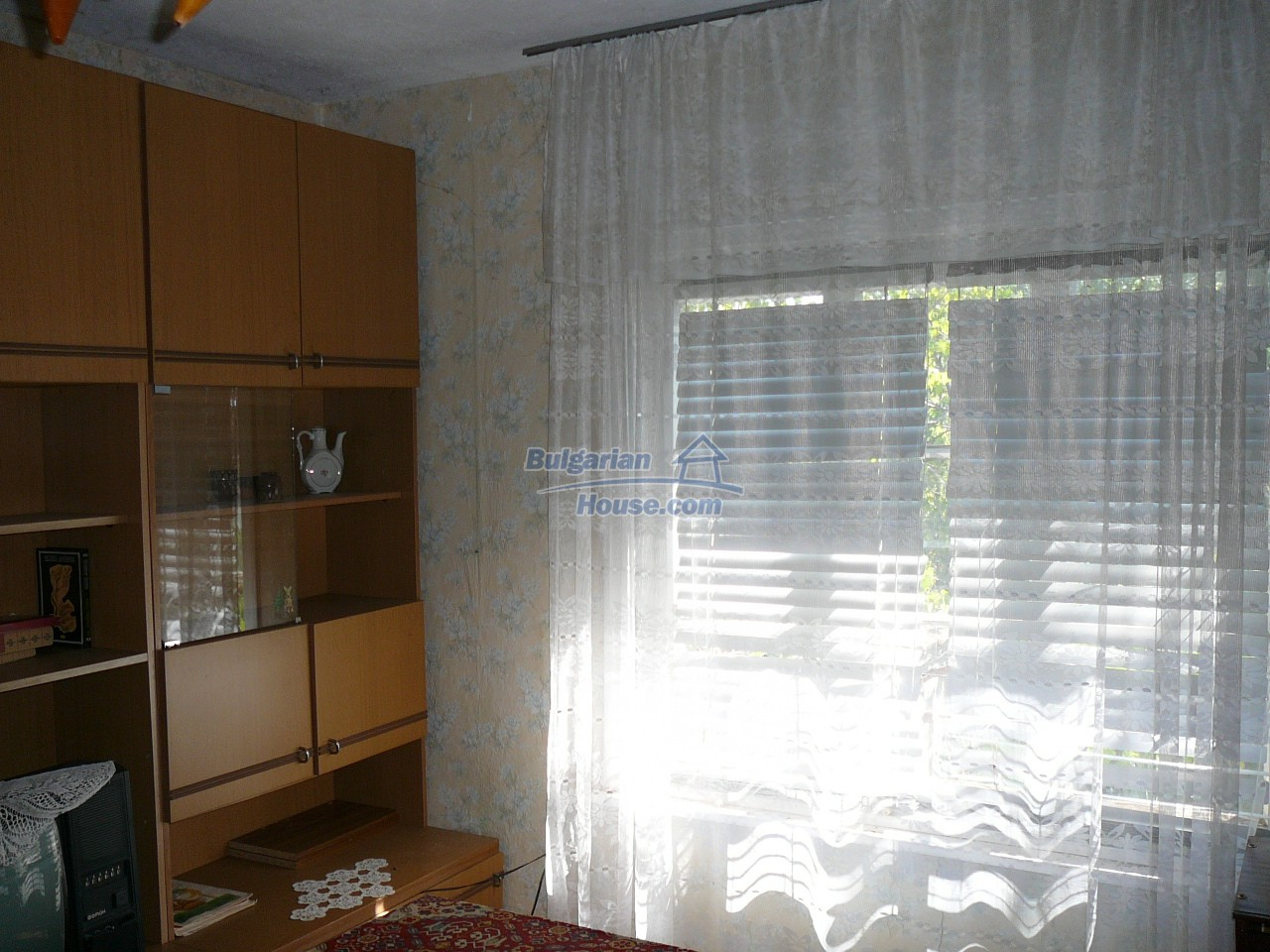 12527:34 - House  in good condition Stara Zagora region 55km to Plovdiv