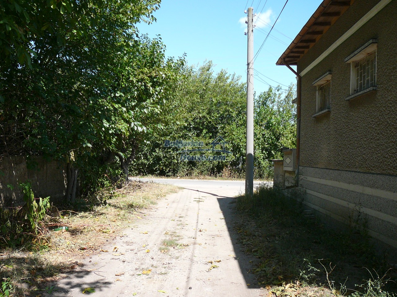 12527:67 - House  in good condition Stara Zagora region 55km to Plovdiv