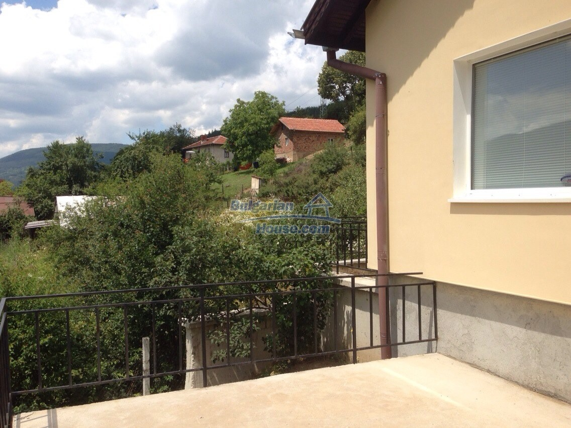 11548:4 - Splendid completed house with enthralling views near Sofia