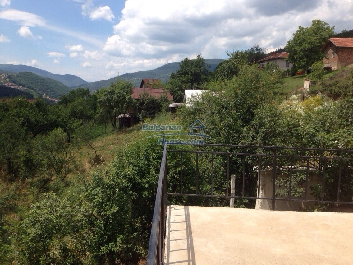 11548:19 - Splendid completed house with enthralling views near Sofia