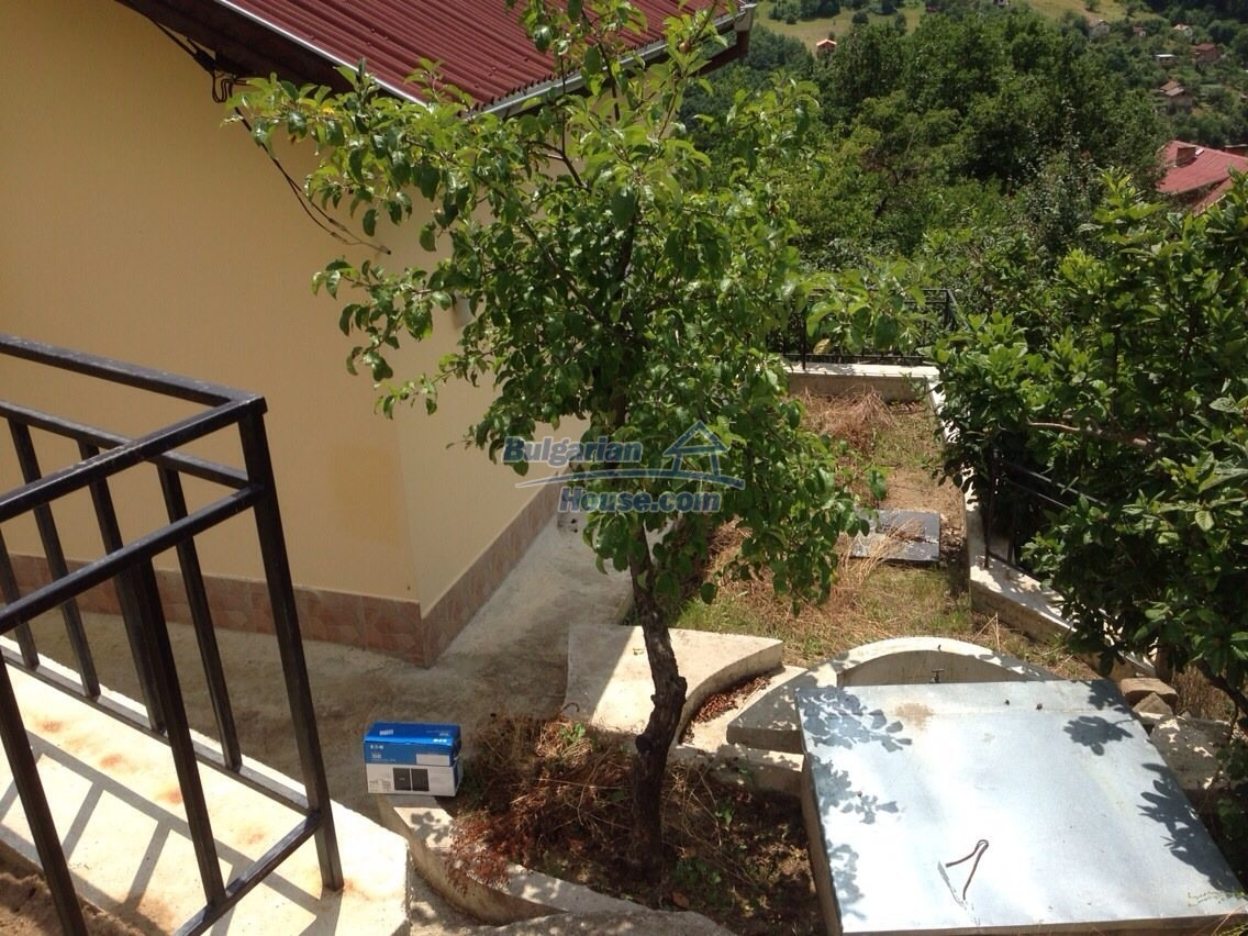 11548:12 - Splendid completed house with enthralling views near Sofia