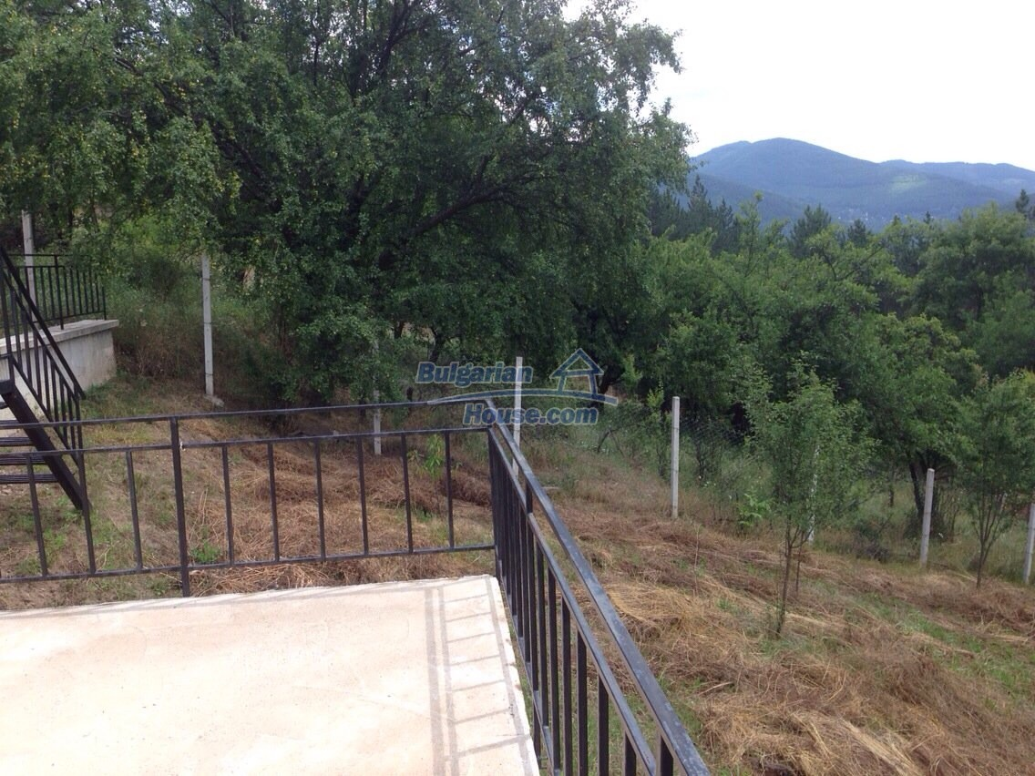 11548:20 - Splendid completed house with enthralling views near Sofia