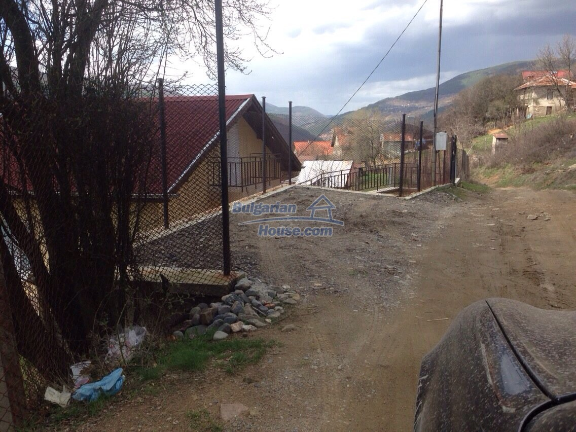 11548:34 - Splendid completed house with enthralling views near Sofia