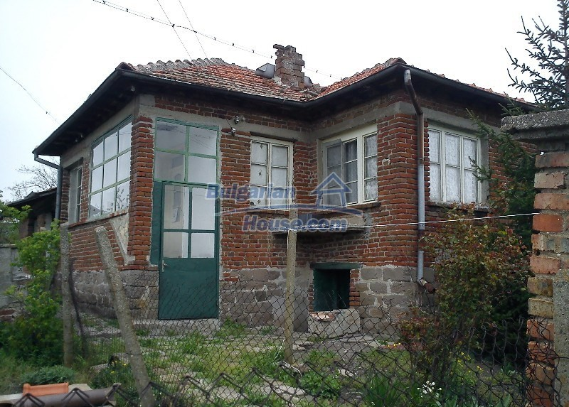 11961:4 - Cheap well maintained seaside house with garden near Karnobat