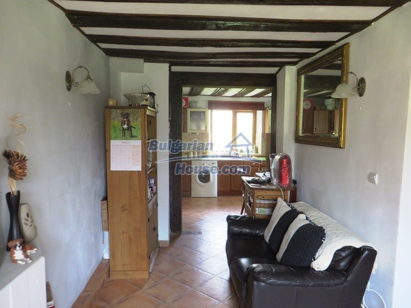 12655:13 - Cozy renovated 3 bedroom Bulgarian house with private garden