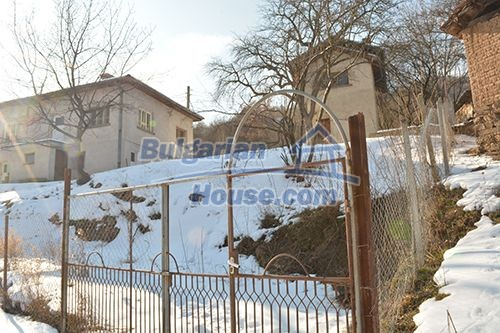12685:5 - Two houses in one garden 40km from Sofia. BARGAIN OFFER !