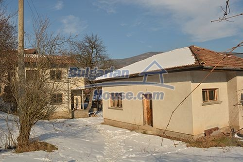 12685:2 - Two houses in one garden 40km from Sofia. BARGAIN OFFER !