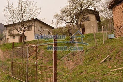 12685:1 - Two houses in one garden 40km from Sofia. BARGAIN OFFER !