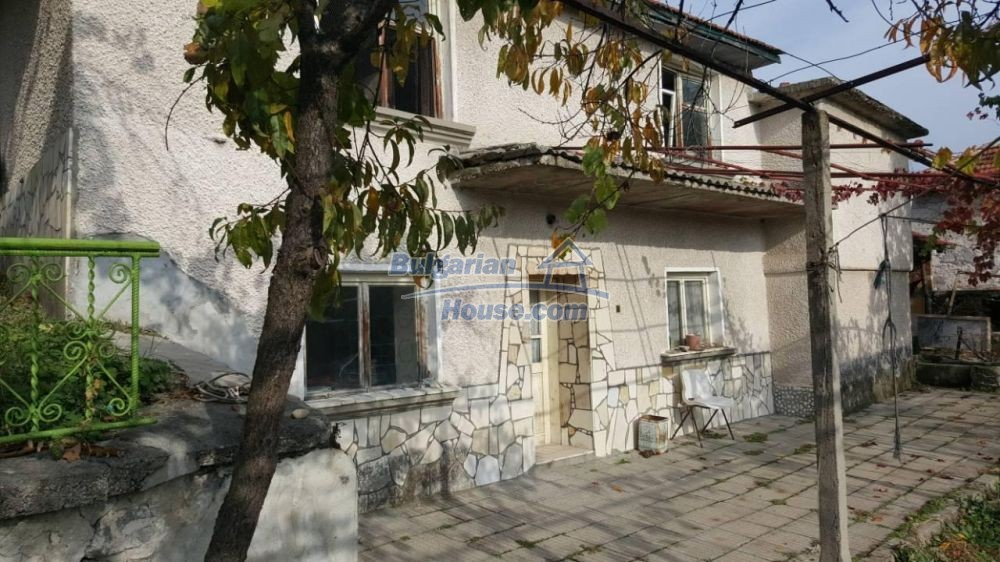 12726:2 - Bulgarian home with 7 outbuildings big garden nice views Plovdiv