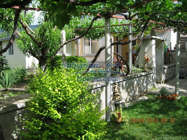11133:24 - Furnished house in a divine mountainous region near Plovdiv