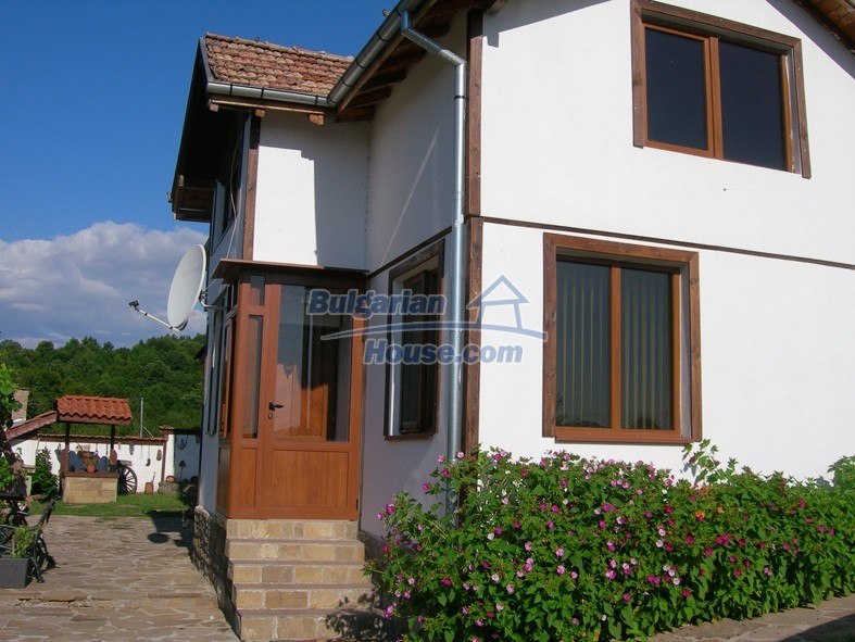 12640:3 - Fabulous Bulgarian house with stunning mountain views