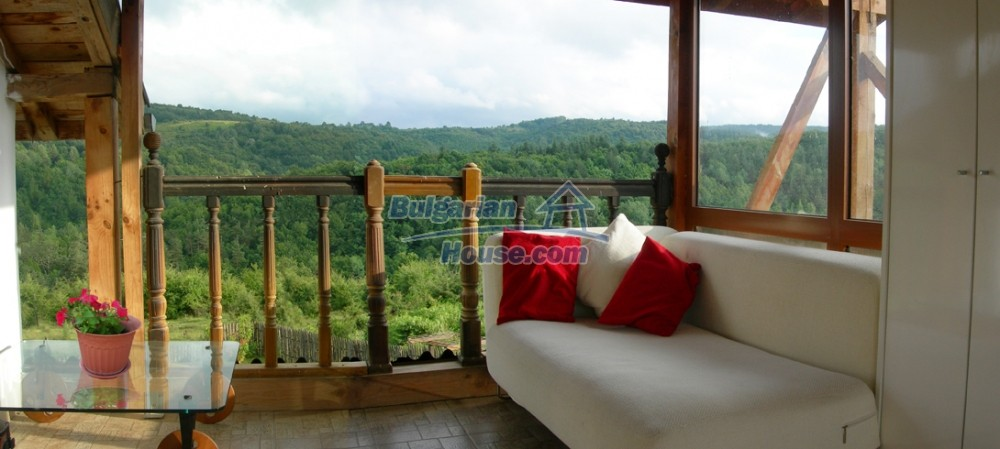 12640:39 - Fabulous Bulgarian house with stunning mountain views