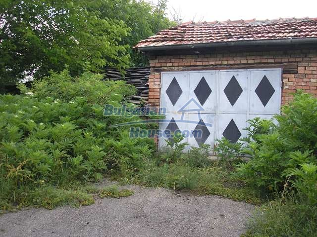 11036:28 - Massive partially furnished rural property in Vratsa region