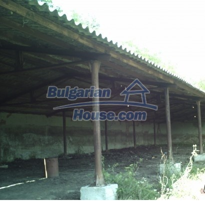 12329:9 - Small farm with big plot land for sale in Lovech region,Bulgaria