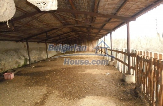 12329:8 - Small farm with big plot land for sale in Lovech region,Bulgaria