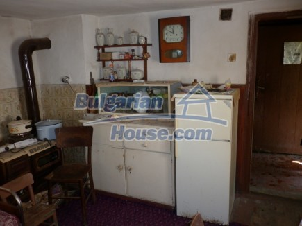 12753:7 - Rural Bulgarian property near river and 35 km from Vratsa city