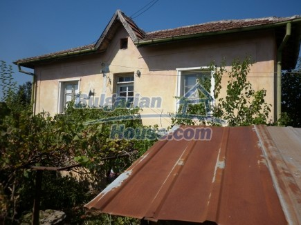 12753:1 - Rural Bulgarian property near river and 35 km from Vratsa city